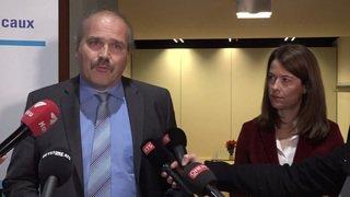 Le comité directeur du PLR veut la démission de Maudet