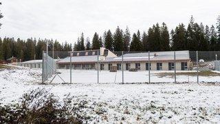 Le centre pour requérants d'asile difficiles ouvre lundi aux Verrières