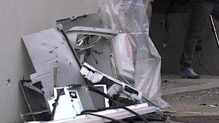 Un nouveau distributeur de la Raiffeisen victime d'une attaque