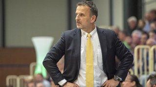 Basket: le BBC Monthey et son entraîneur, Manu Schmitt, se séparent