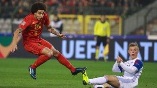 Football - Ligue des Nations: la Belgique bat l'Islande et met la pression sur la Suisse