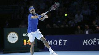 Tennis - Masters de Londres: Roger Federer éliminé en demi-finale par Alexander Zverev