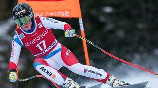 Super G de Lake Louise: Lara Gut-Behrami est la meilleure Suissesse à la 8ème place