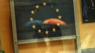 Projet d'accord conclu entre Londres et Bruxelles