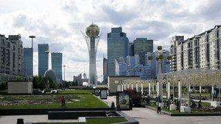 Le Kazakhstan fonce vers l'avenir