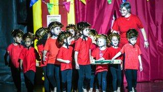 Le gala de Gym Serrières a revisité l'univers du cirque