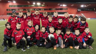 Arcinfo Kids: Neuchâtel Xamax - FC Zurich