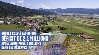 Dans un climat financier toujours morose, Val-de-Ruz espère une embellie dès 2020