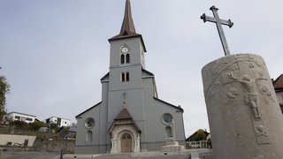 De la démolition à la rénovation, l'ancienne église du Noirmont a été ressuscitée