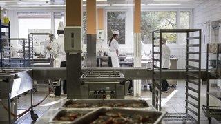 Chef de cuisine de l'Hôpital neuchâtelois viré: il tenait une caisse noire pour les banquets
