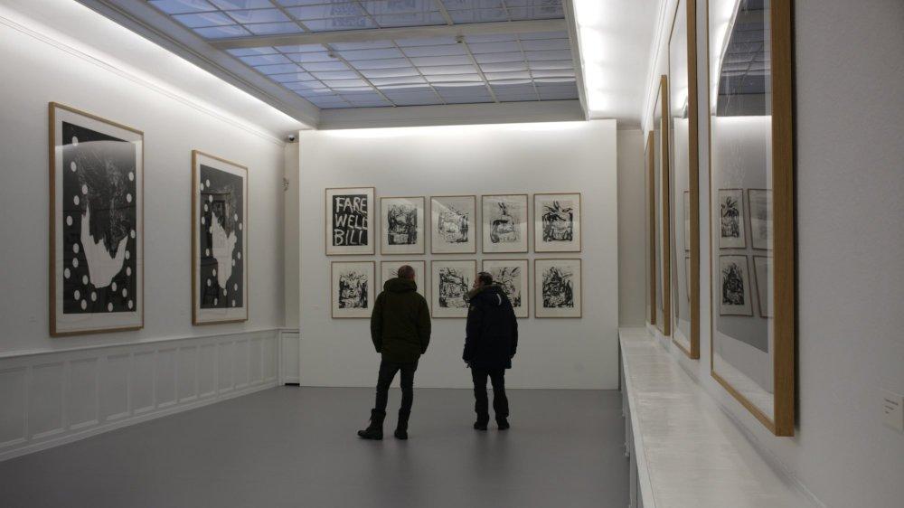 Le Musée des beaux-arts après sa rénovation, en 2014.