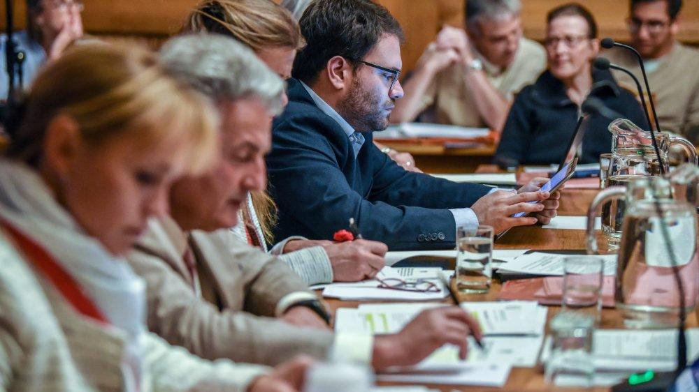 Le Conseil communal, son chef des Finances Fabio Bongiovanni notamment, devra se montrer convainquant pour faire passer son budget sans retouches.