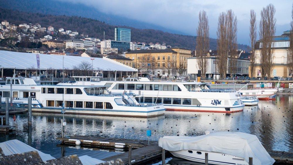 La LNM attend le renouvellement de sa concession pour naviguer à l'horaire en 2019.