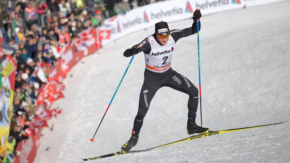 Cologna a un titre à défendre sur le Tour de Ski.