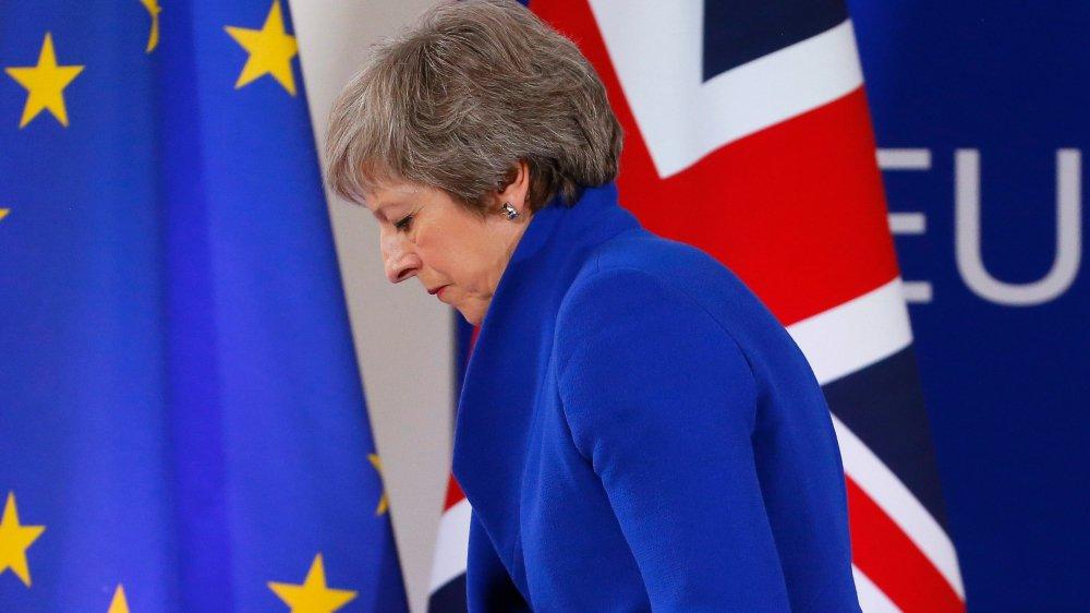 Theresa May en mode survie