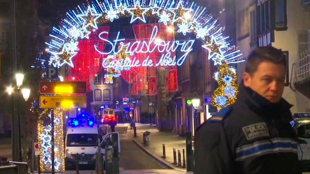 Fusillade près du marché de Noël de Strasbourg