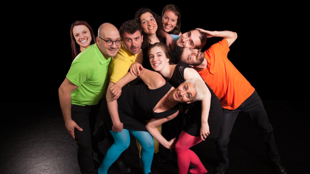 Utopik Family crée une pièce en 12h et la joue le soir même
