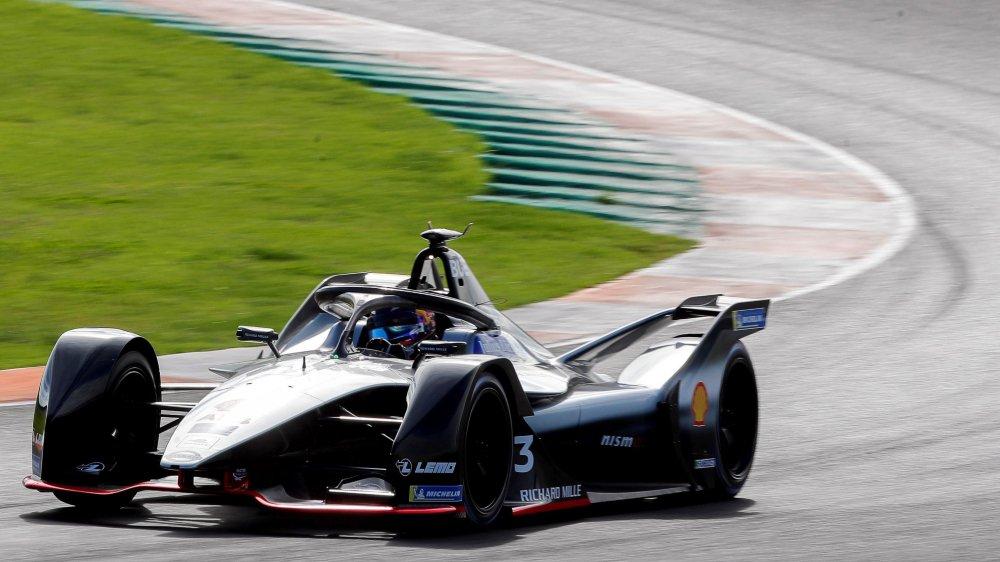 Comme tous ses adversaires, Sébastien Buemi et sa nouvelle Nissan e-dams ne sait pas trop à quoi s'attendre pour cette nouvelle saison.
