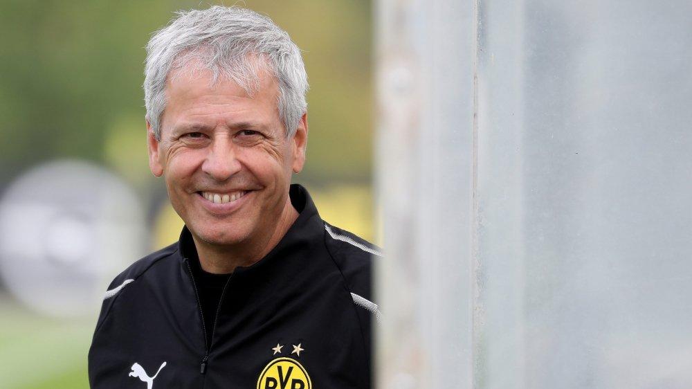 En quelques mois, Lucien Favre a redonné son lustre au Borussia Dortmund.