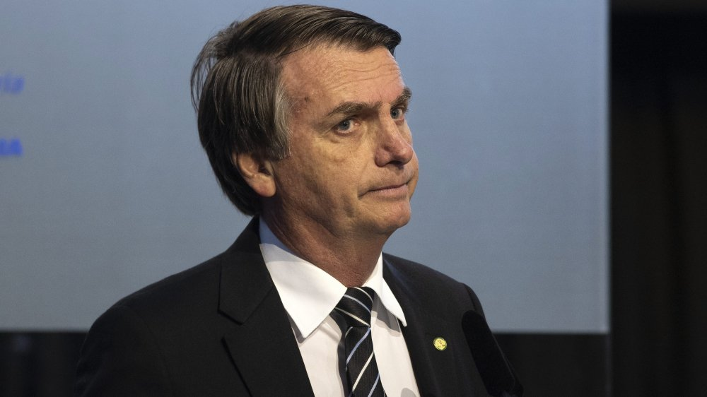 Jair Bolsonaro, quasi-inconnu jusqu'à son élection, est devenu, en quelques mois, l'un des Brésiliens les plus célèbres au monde.
