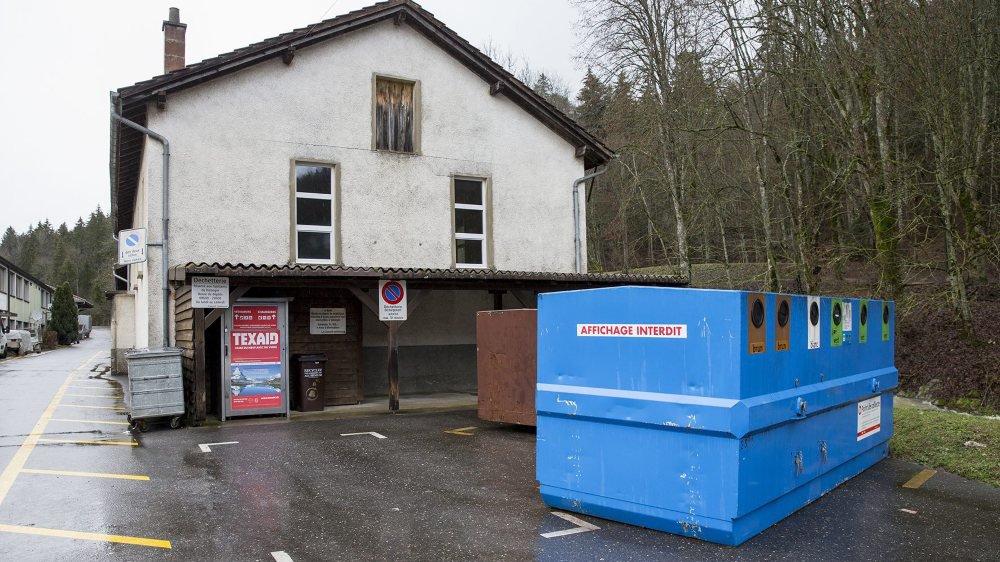 L'agression à la hache s'est déroulée vers la déchetterie de Valangin le 24 avril vers 19 heures.