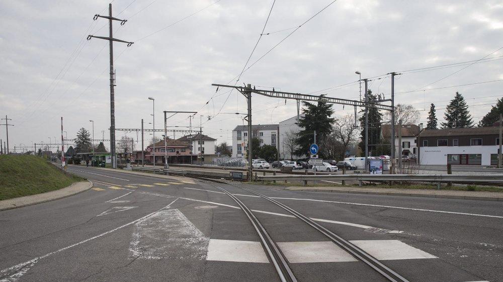 Des mesures du bruit vont être menées autour de la gare de Marin.