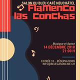 Soirée Flamenco avec Las Conchas