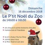 Le P'tit Noël du Zoo