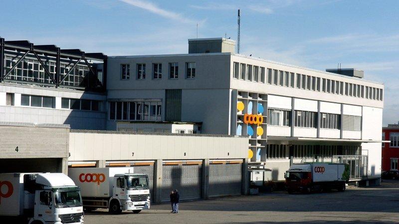 Coop a vendu son centre de distribution de La Chaux-de-Fonds, mais reste locataire