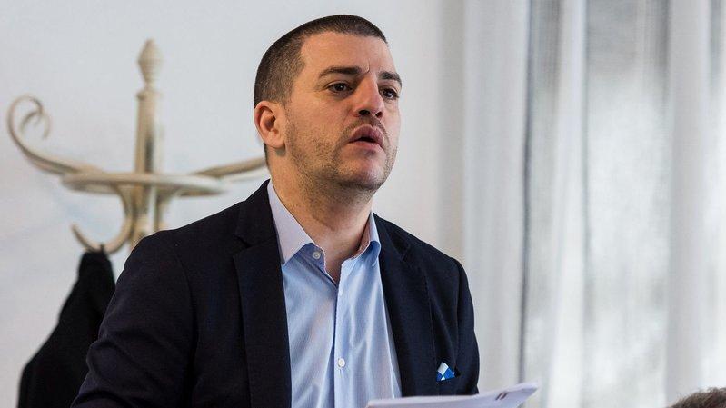 Sadry Ben Brahim est le nouveau président du FC La Chaux-de-Fonds.