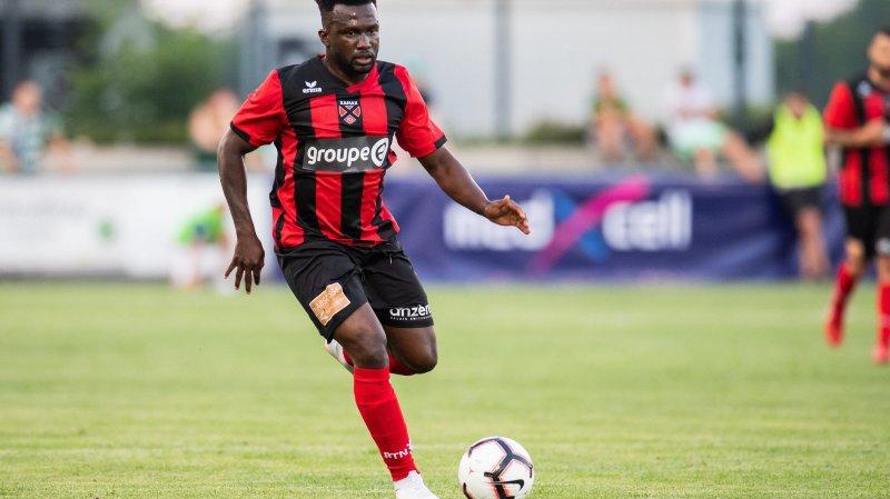 Neuchâtel Xamax FCS et Hamed Koné se séparent