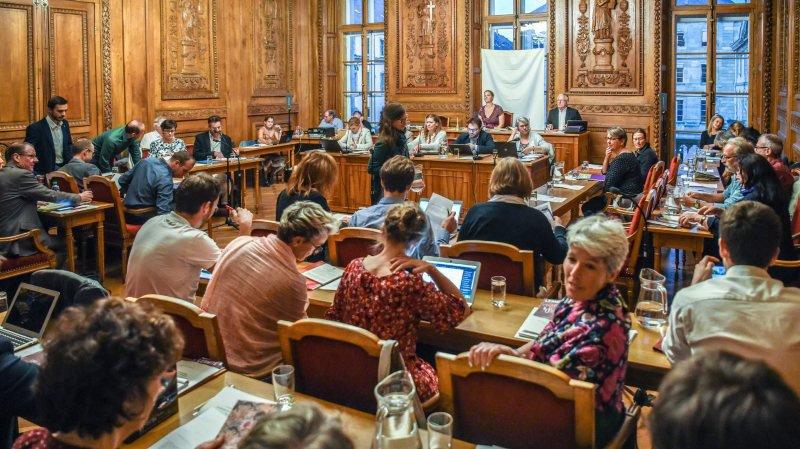 Les élus tancent le Conseil communal de Neuchâtel. Ils lui retirent 2,86millions au budget