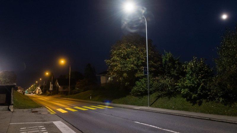 Eclairage des passages pour piétons: les communes neuchâteloises oseront-elles braver le canton?