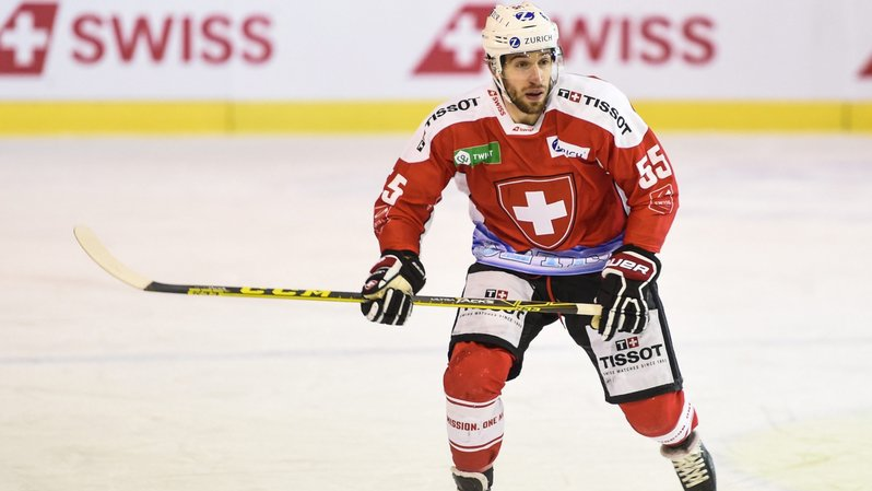 Romain Loeffel retrouvera l'équipe nationale à Lucerne