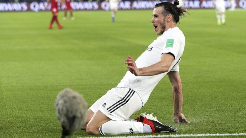Gareth Bale envoie le Real en finale du Mondial des clubs