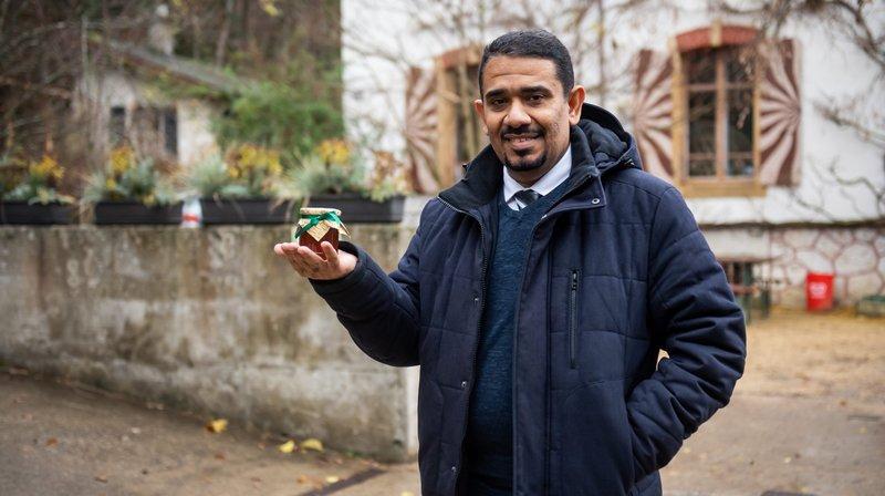 Un Yéménite installé à Neuchâtel vante le miel exceptionnel de son pays