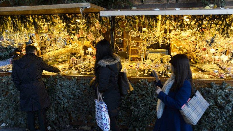 Attentat de Strasbourg: vigilance renforcée sur les marchés de Noël de Suisse romande