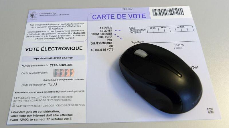 Les élus de gauche et de l'UDC ont fait front commun pour s'opposer à l'introduction progressive du vote électronique.