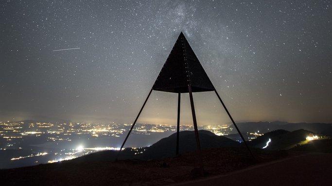 Météo: il fait plus chaud sur les montagnes suisses qu'en plaine