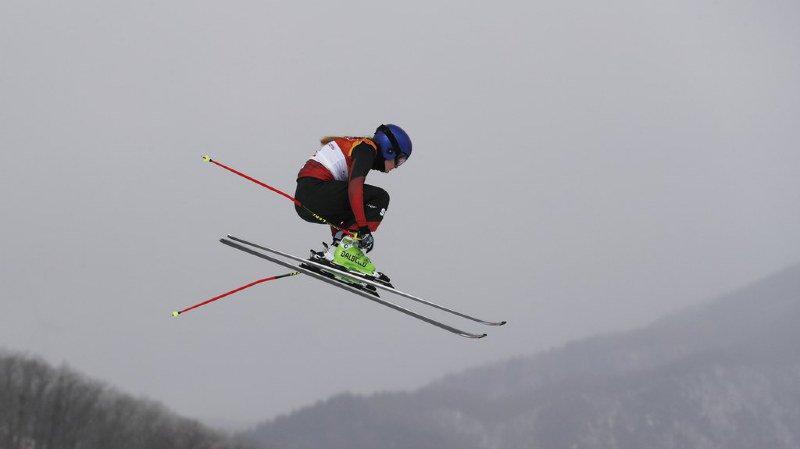 Skicross - Coupe du monde: Fanny Smith s'impose à Arosa