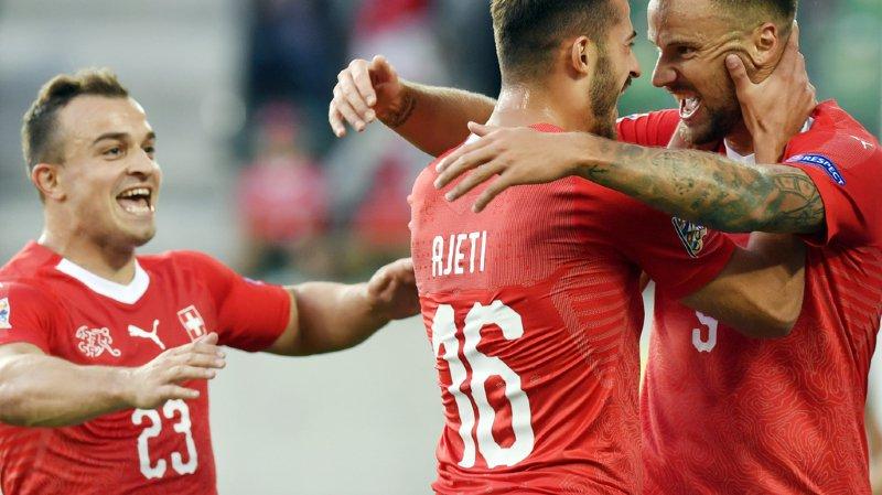 Football - Euro 2020: l'équipe suisse jouera à Bâle face au Danemark et probablement à Genève contre l'Eire
