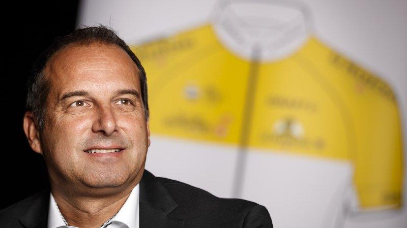 Foires: Richard Chassot, l'organisateur du Tour de Romandie, veut remplacer le Comptoir suisse