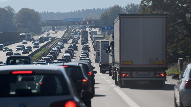 Les accidents de la route constituent désormais la principale raison des décès des 5-29 ans (illustration).