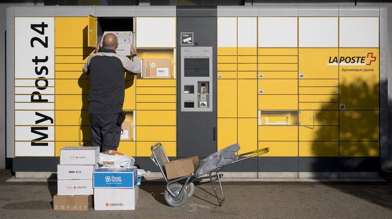 La Poste a acheminé 25 millions de colis depuis le 23 novembre