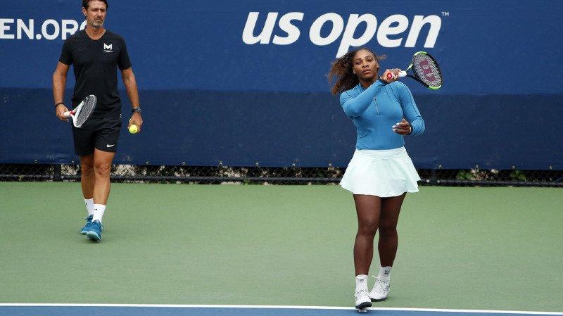 Tennis: la WTA adapte ses règles aux joueuses de retour de maternité