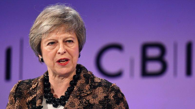 Brexit: possible vote de défiance contre la première ministre britannique
