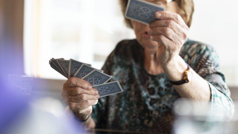 Les personnes âgées se sentent régulièrement discriminées en Suisse (illustration).