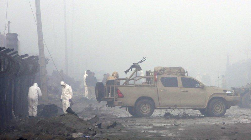 Afghanistan: une attaque dans un complexe gouvernemental fait 29 morts