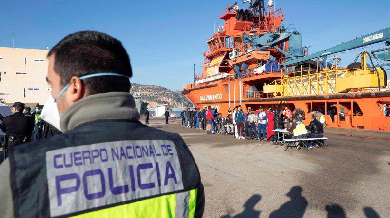 Migrations: un réseau de passeurs opérant du Maroc vers l'Espagne vient d'être démantelé