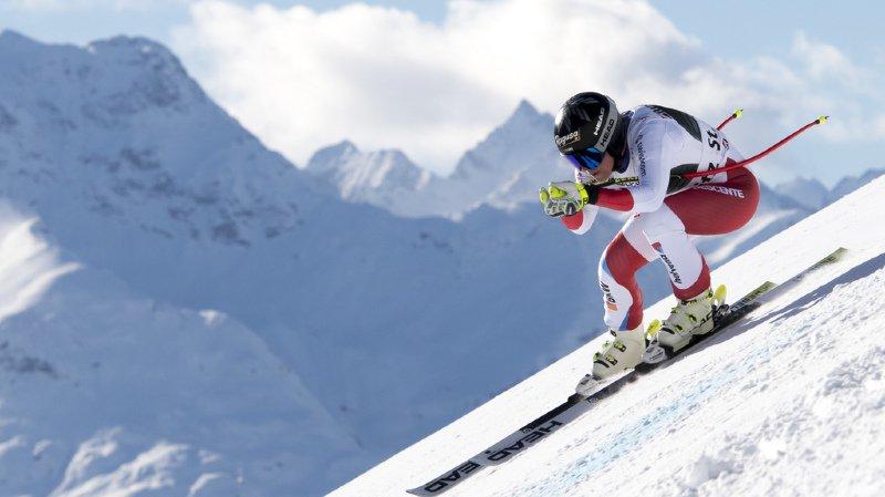 Ski alpin - Coupe du monde: Lara Gut-Behrami termine 2e du super-G de Saint-Moritz